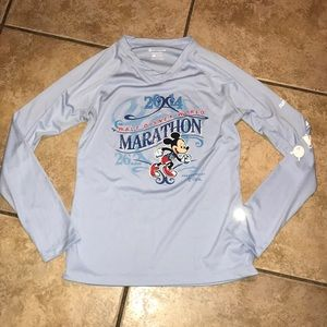 🌈3/$25 Disney 2014 Marathon Shirt Small